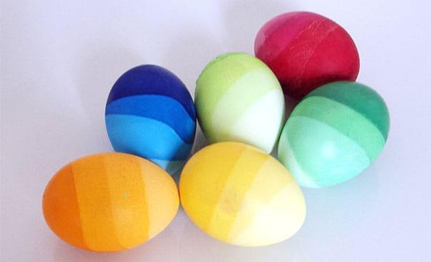 Крутые идеи дизайна пасхальных яиц
