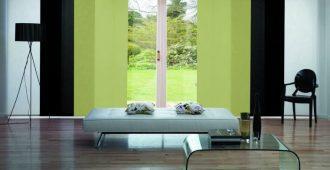 Японские шторы: стильные идеи для интерьера