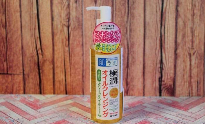 Достоинства японского масляного умывания