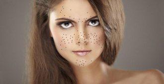 Очищающие маски для лица от черных точек: