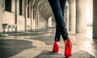 Как сделать походку красивой