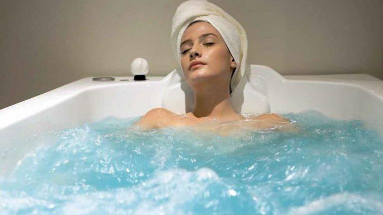 Скипидарные ванны способствуют снижению веса