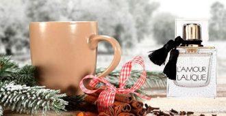 Зимний запах имеет значение