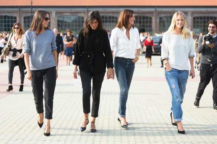 Стили одежды для женщин: обзор, фото