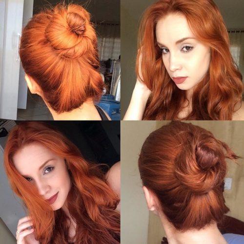 Как покрасить волосы хной: инструкция (фото)
