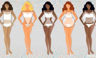 Как правильно подобрать платье: определяем тип фигуры