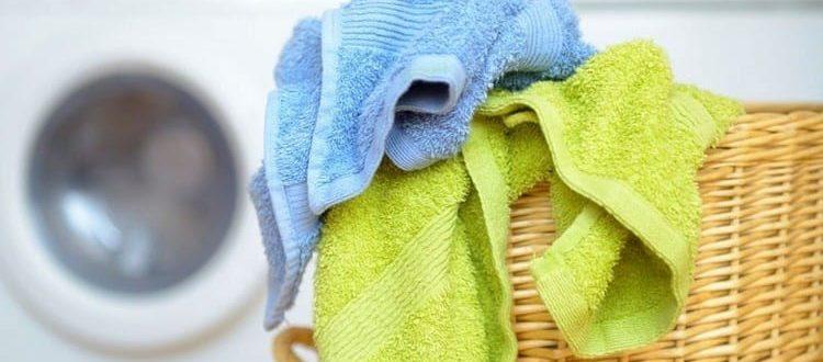 Как сделать махровые полотенца мягкими после стирки