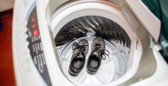 Когда кроссовки лучше не стирать в машинке
