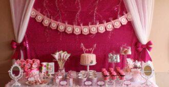 Как украсить комнату на день рождения девочки