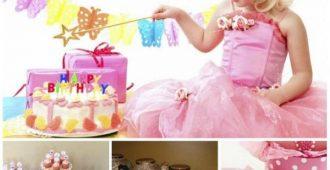 идеи украшения квартиры на день рождения