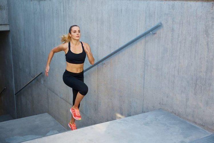 Ходьба по лестнице эффективна для похудения