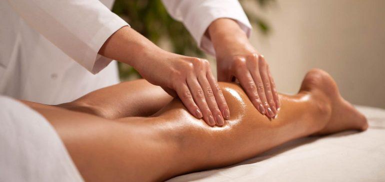 Как делать медовый массаж - Массаж ног