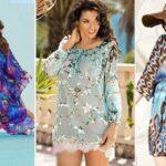 Пляжная одежда для женщин после 50 лет