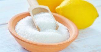 Как использовать лимонную кислоту
