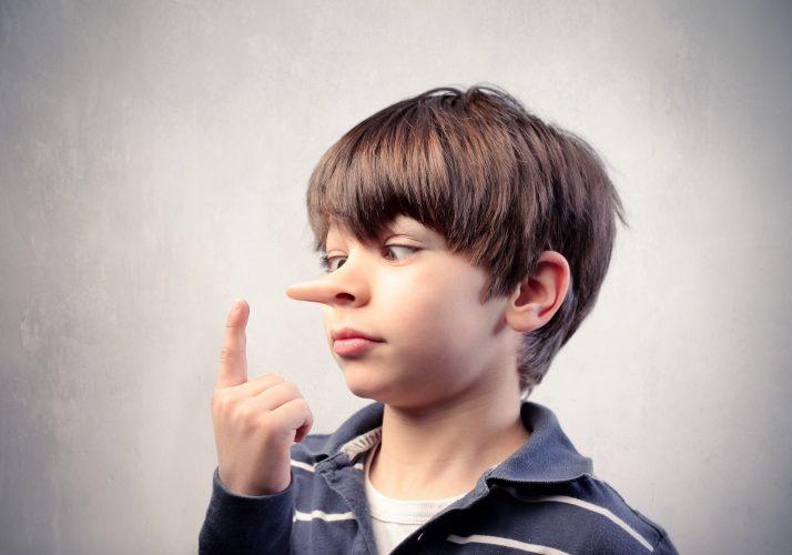 Как узнать правду у ребенка