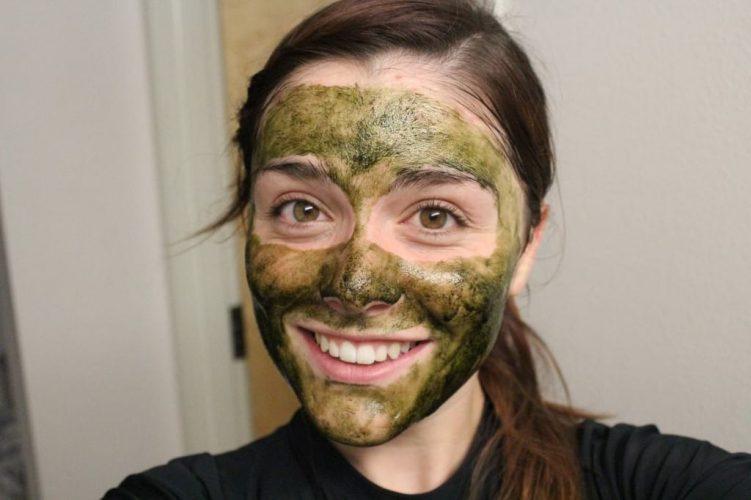 Рецепты домашних масок со спирулиной для лица