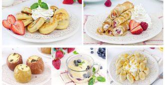 вкусные диетические рецепты из творога