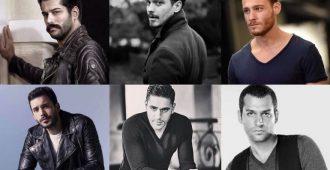 Самые красивые турецкие актёры