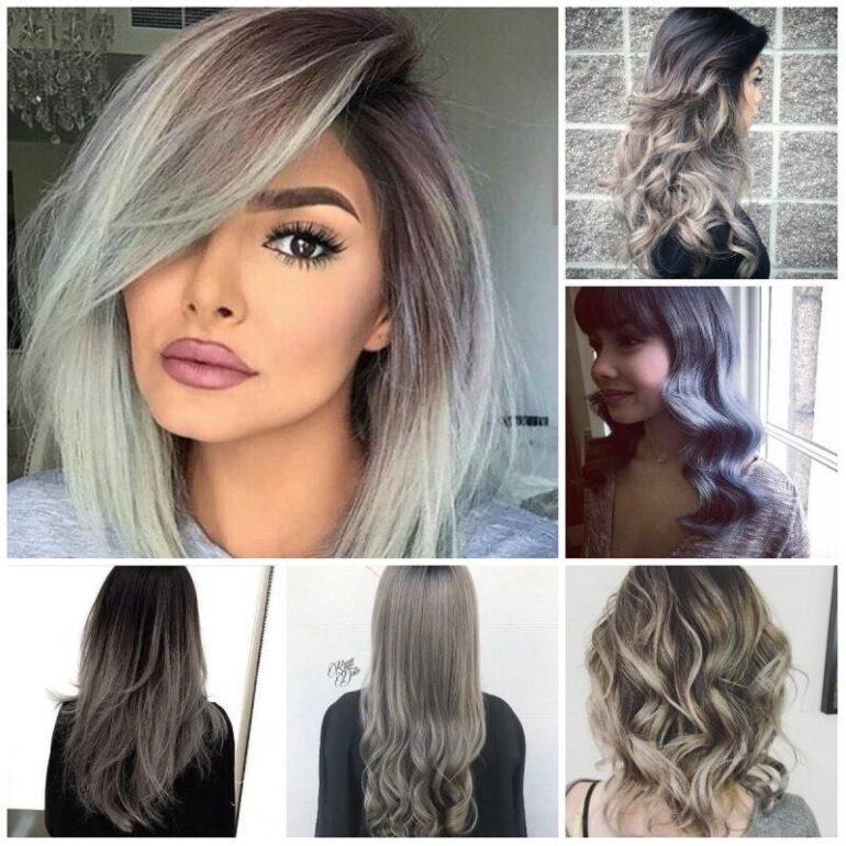 стрижки с пепельным цветом волос