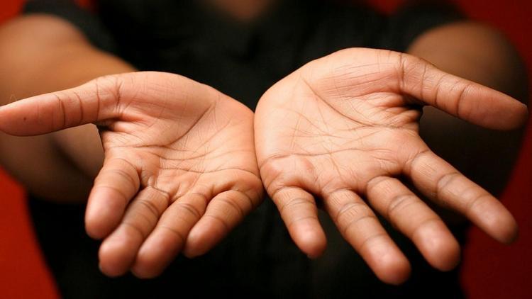 Выбор руки