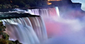 Поющие водопады и Ингрид Кап - красиво и чувственно