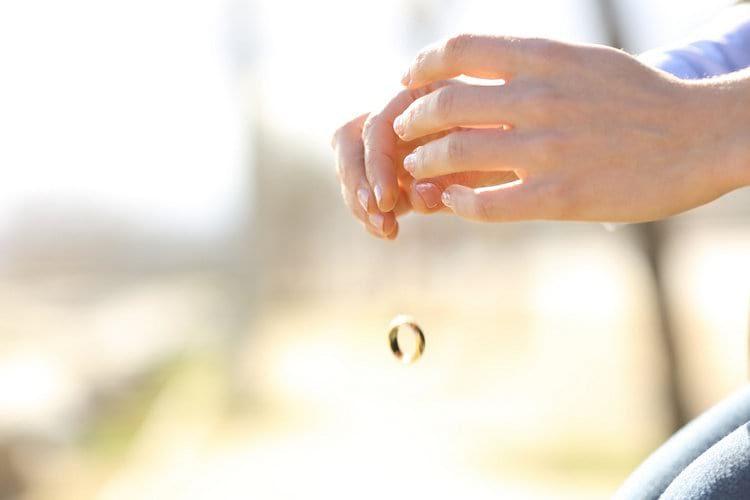 Как правильно избавиться от кольца