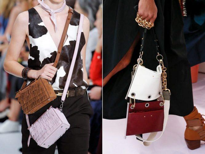 Двойные сумки