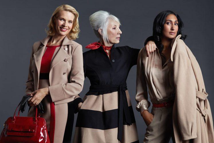 Стиль женщины после 60: стильные идеи (фото)