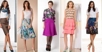 Как быстро сшить юбку без выкройки: 6 самых популярных моделей