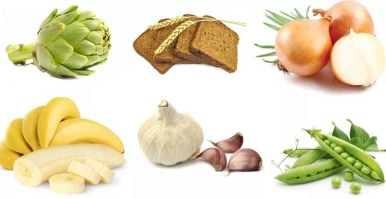 В каких продуктах питания содержатся пробиотики и пребиотики