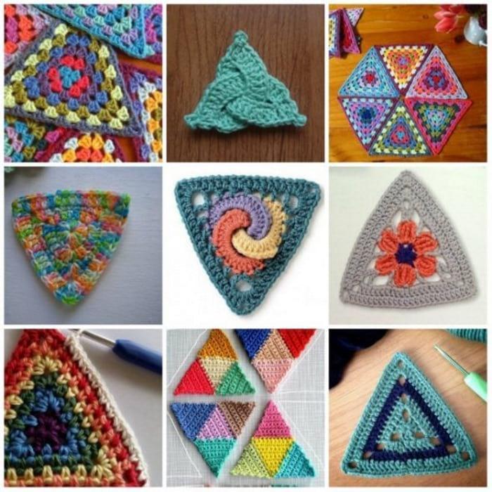 различные техники вязания