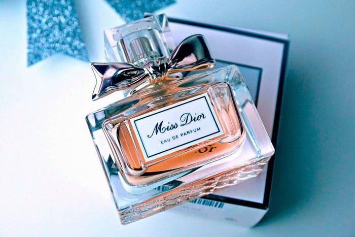 духи «Miss Dior»
