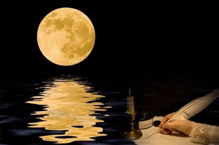 ритуалы на луну