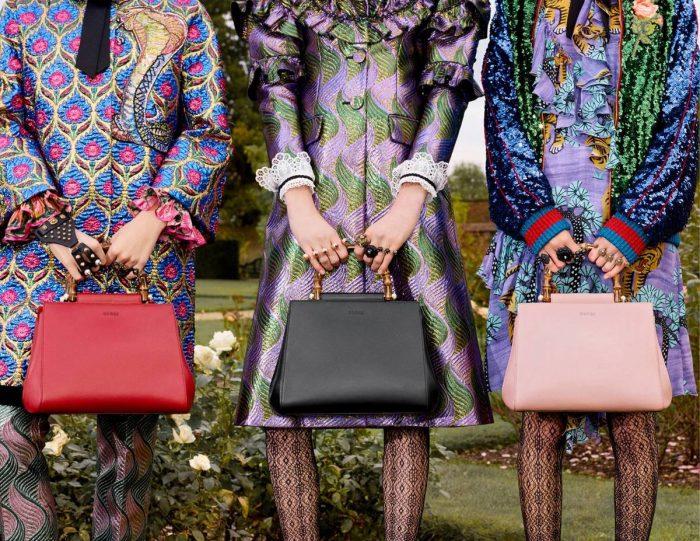 06d1fb651e7c Модные сумки 2018: фото, яркие женские тренды, новинки
