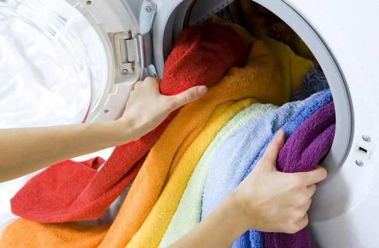 Правильная стирка в стиральной машине