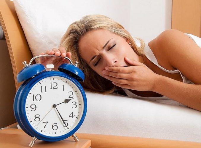 Сонливость по утрам
