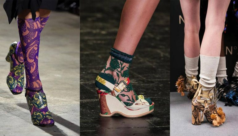 399b452c6f1c Обувь весна-лето 2018 года  модные тенденции, фото