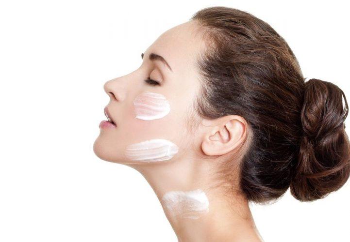 Отбеливающий крем для лица