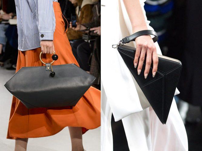 Необычная форма сумок