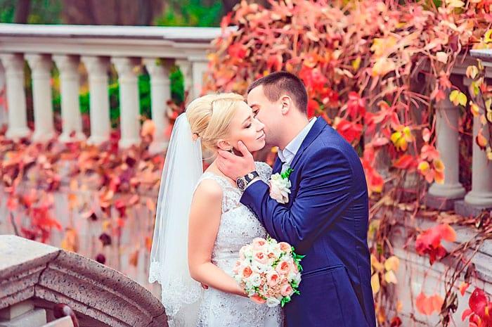 Свадьба, женитьба, венчание в ноябре