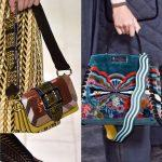 Модные сумки 2018