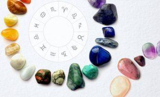 Камни и зодиакальный круг
