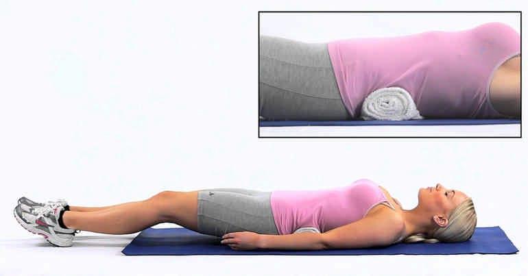 Самые эффективные упражнения для исправления осанки