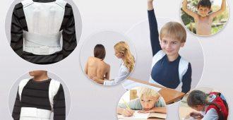 Детский корректор осанки: как сделать правильный выбор