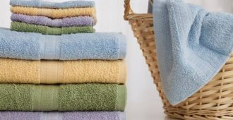 Как сделать махровые полотенца мягкими после стирки: советы домохозяек