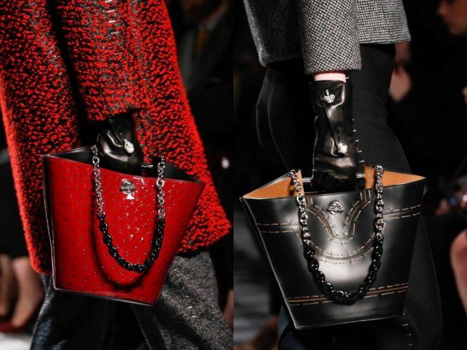 Модная форма сумок