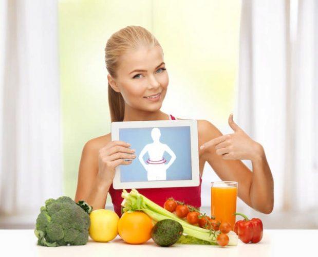 Эффективные диеты для уменьшения жировых отложений