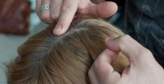 Как покрасить седые волосы