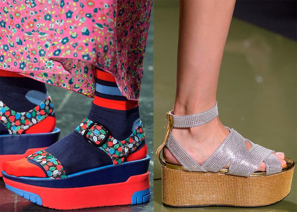 Женская обувь на весну 2018 года: модные тенденции