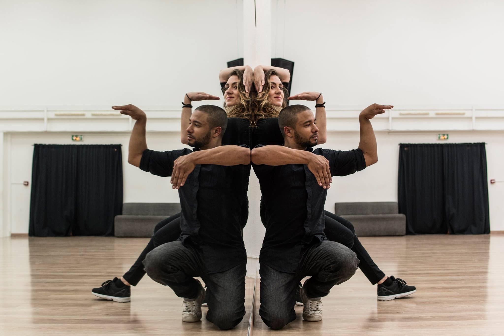 zerkalnyj tanets mirror dance